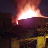 Incêndio na Vila Matilde