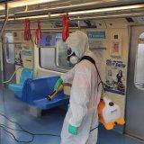 Saneante metrô
