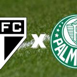 SPFC x Palmeiras