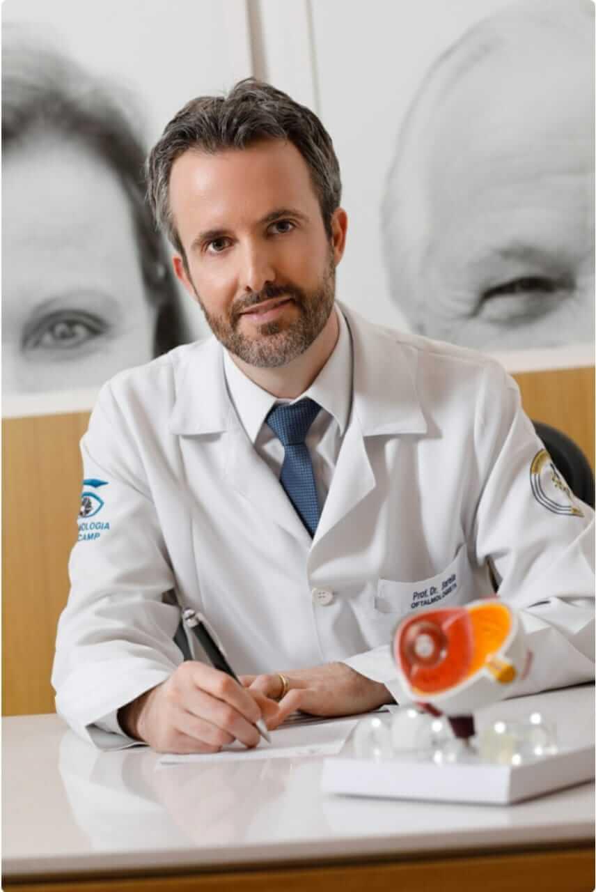dr Kleyton doenças oculares